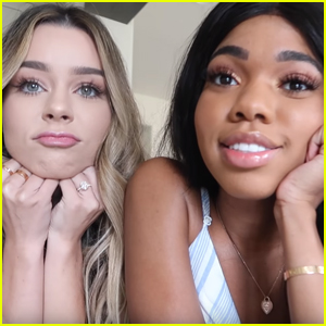 Teala Dunn & Sierra Furtado Address Their Friendship With Meredith Foster