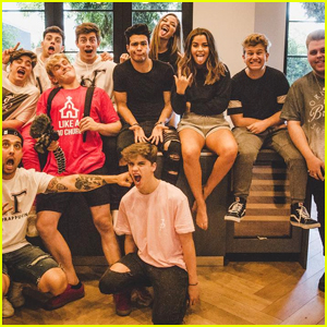 Who's Actually In Jake Paul's Team 10? Meet Them All Here!