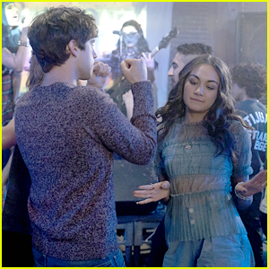 'The Fosters' Kids Head To A Derby Party Tonight!