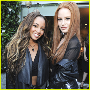 Vanessa Morgan Wants Her 'Riverdale' Character To Date Cheryl Blossom