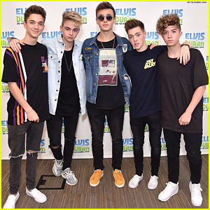 Why Don't We Are Performing Just About Everywhere This Week!