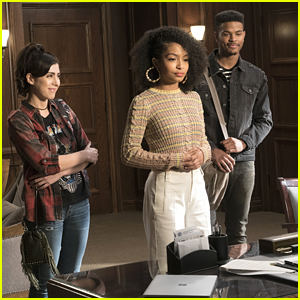 Yara Shahidi's 'College-ish' is Adopting a Totally Different Name