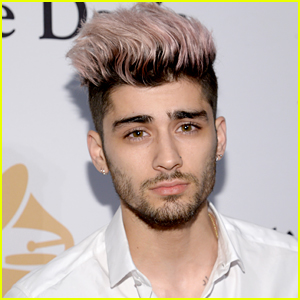 Zayn Malik is Showing Off His New Hair Style - See the Photo!