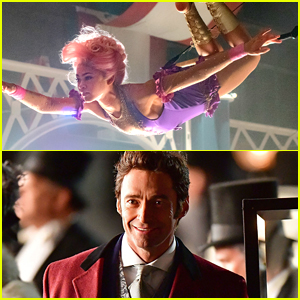 Hugh Jackman Calls 'Greatest Showman' Co-Star Zendaya A 'Unicorn' & We 100% Agree