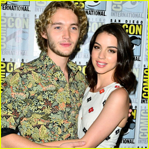 Toby Regbo Gifted Adelaide Kane A Book That She's Reading Now (Exclusive)