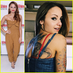 Aimee Carrero Shows Off Her 'American Horror Story: Cult' Tattoos on Instagram