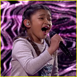 Angelica Hale Closes Out 'AGT' Semi-Finals with Incredible Performance! (Video)