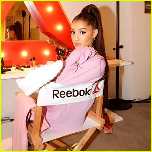 Ariana Grande Gets Her Fitness On for Reebok Event in Hong Kong!