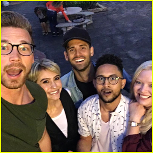 Chelsea Kane, Tahj Mowry & 'Baby Daddy' Cast Reunites & We Have So Many Emotions About It