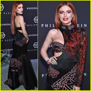Bella Thorne Is So Fire at New York Fashion Week!