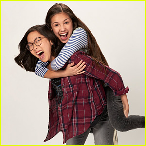 Bizaardvark's Olivia Rodrigo & Madison Hu Team Up for Instagram's 'Kind Comments' Event
