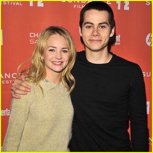 Dylan O'Brien Dishes on Date Nights with Britt Robertson