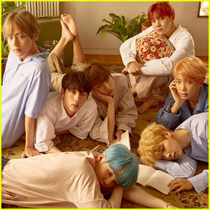 K-Pop Group BTS Is Breaking Records and Making History With 'Love Yourself: Her'!