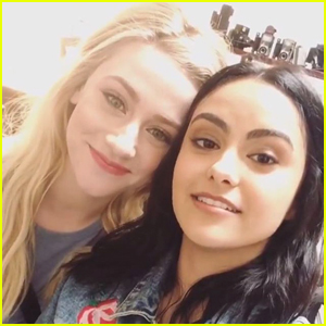 Camila Mendes' Affectionate Bday Note to Lili Reinhart Will Make You Smile
