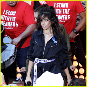 Camila Cabello Performs 'Havana,'