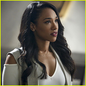 Candice Patton Shares Gorgeous Wedding Dress Pic on Instagram - Is it For Iris on 'The Flash'?