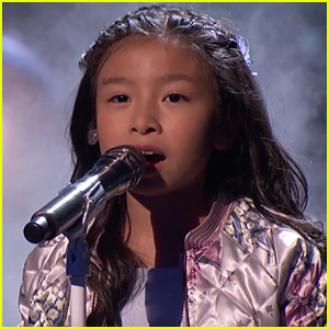 Celine Tam Sings a 'Moana' Song During 'AGT' Semi-Finals (Video)