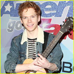 Chase Goehring Debuts Brand New Song On 'America's Got Talent' Finals - Watch Now!