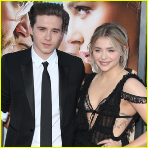 Chloe Moretz & Brooklyn Beckham Show Some Social Media Love Amid Dating Rumors