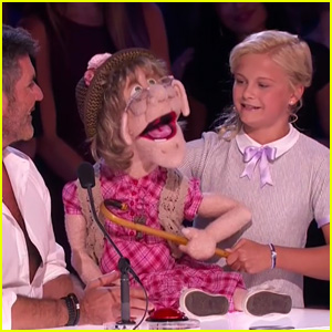 Darci Lynne Farmer's 'AGT' Semi-Finals Performance Blows Everyone Away! (Video)