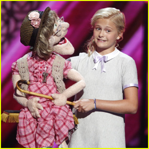 Darci Lynne Farmer Reveals What She Would Do With The Prize Money If She Won 'America's Got Talent'