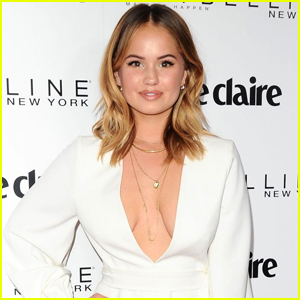 Debby Ryan Reveals What Her New Movie 'Rip Tide' Means to Her