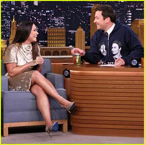 Demi Lovato & Jimmy Fallon Talk 'Riverdale,' Disney Princesses, & More! (Video)