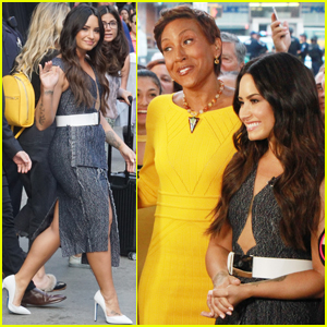 Demi Lovato Is Teaming Up With Girl Up For a Good Cause!