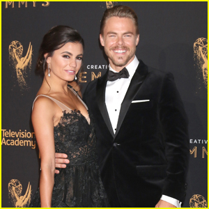 Derek Hough & Hayley Erbert Are Trying Out a Vegan Diet Together