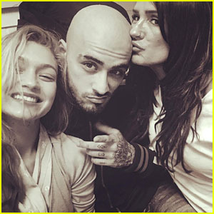 Did Zayn Malik Really Shave His Head Completely Bald?!