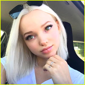 Dove Cameron DMs 'Sweet Fan' Advice On What to Do When She's Sad