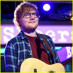 Ed Sheeran Will Tour Stadiums in 2018!