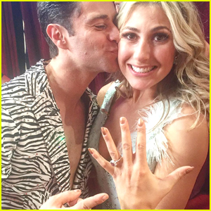 Sasha Farber Dishes On His Wedding To Emma Slater: 'We Want To Do It In March'