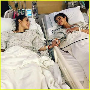 Francia Raisa to Selena Gomez After Kidney Transplant: 'So Glad We're on This Journey Together'