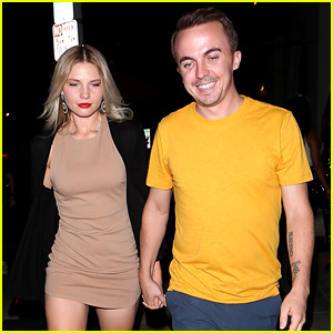 Frankie Muniz Looks So Happy with Girlfriend Paige Price!