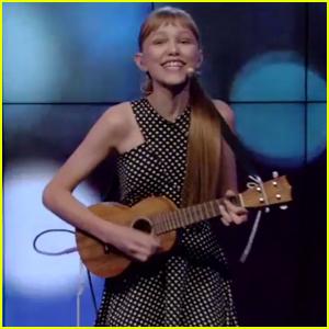 Grace VanderWaal Performs 'Moonlight' on 'Live With Kelly & Ryan' - Watch Now!