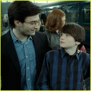 It's Albus Severus Potter's First Day at Hogwarts & Muggles Are Celebrating Hard