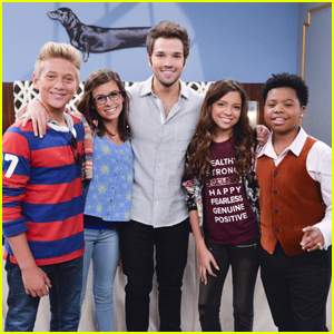 Did You Catch All The 'iCarly' Easter Eggs in Nathan Kress' 'Game Shakers' Episode?