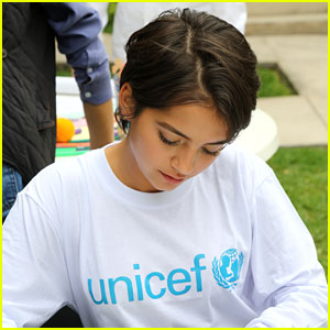 Isabela Moner Shares Experience From UNICEF Peru Trip