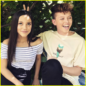 Jacob Sartorius & Jenna Ortega Spark Dating Rumors With Instagram Posts