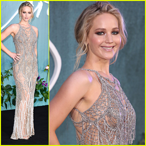 Jennifer Lawrence Reveals She Ripped Her Diaphragm While Filming 'Mother!'