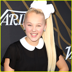 JoJo Siwa Started 'Bawling' When She Met This 'Grey's Anatomy' Star
