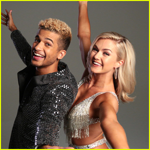 Lindsay Arnold Was Jordan Fisher's Dream Partner For 'Dancing With The Stars' (Exclusive)