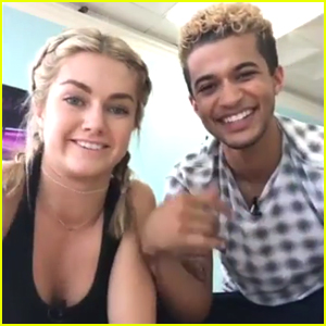 DWTS' Jordan Fisher and Lindsay Arnold Officially Have a Team Name!