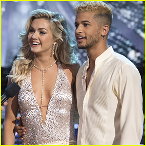 Jordan Fisher & Lindsay Arnold Samba DWTS Season 25 Week 2