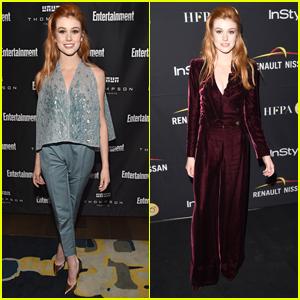 Katherine McNamara Shares First Look at Clary From 'Shadowhunters' Season 3