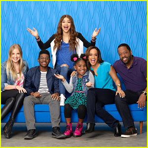 The 'K.C. Undercover' Cast Celebrates Their Final Table Read