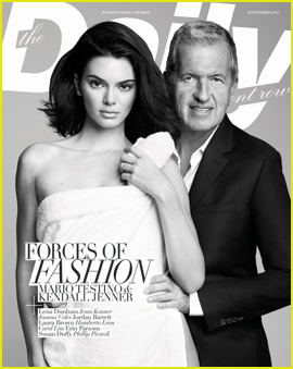 Kendall Jenner to Receive 'Icon of the Decade' at Fashion Media Awards