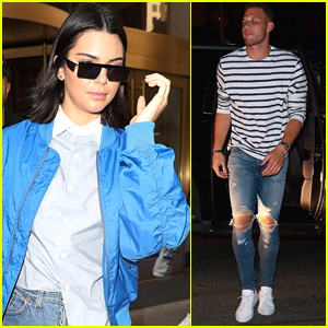 Kendall Jenner is Joined by Rumored Boyfriend Blake Griffin in NYC!