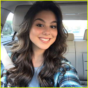 Kira Kosarin Changes Up Her Hair Color & It Looks Gorgeous!